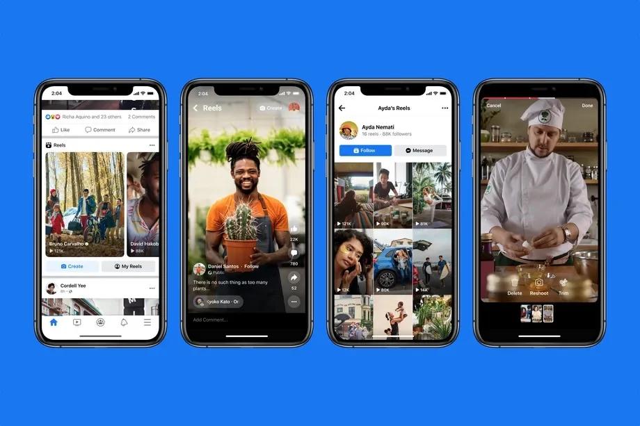 Facebook Reels: novidade começa a ser testada nos EUA
