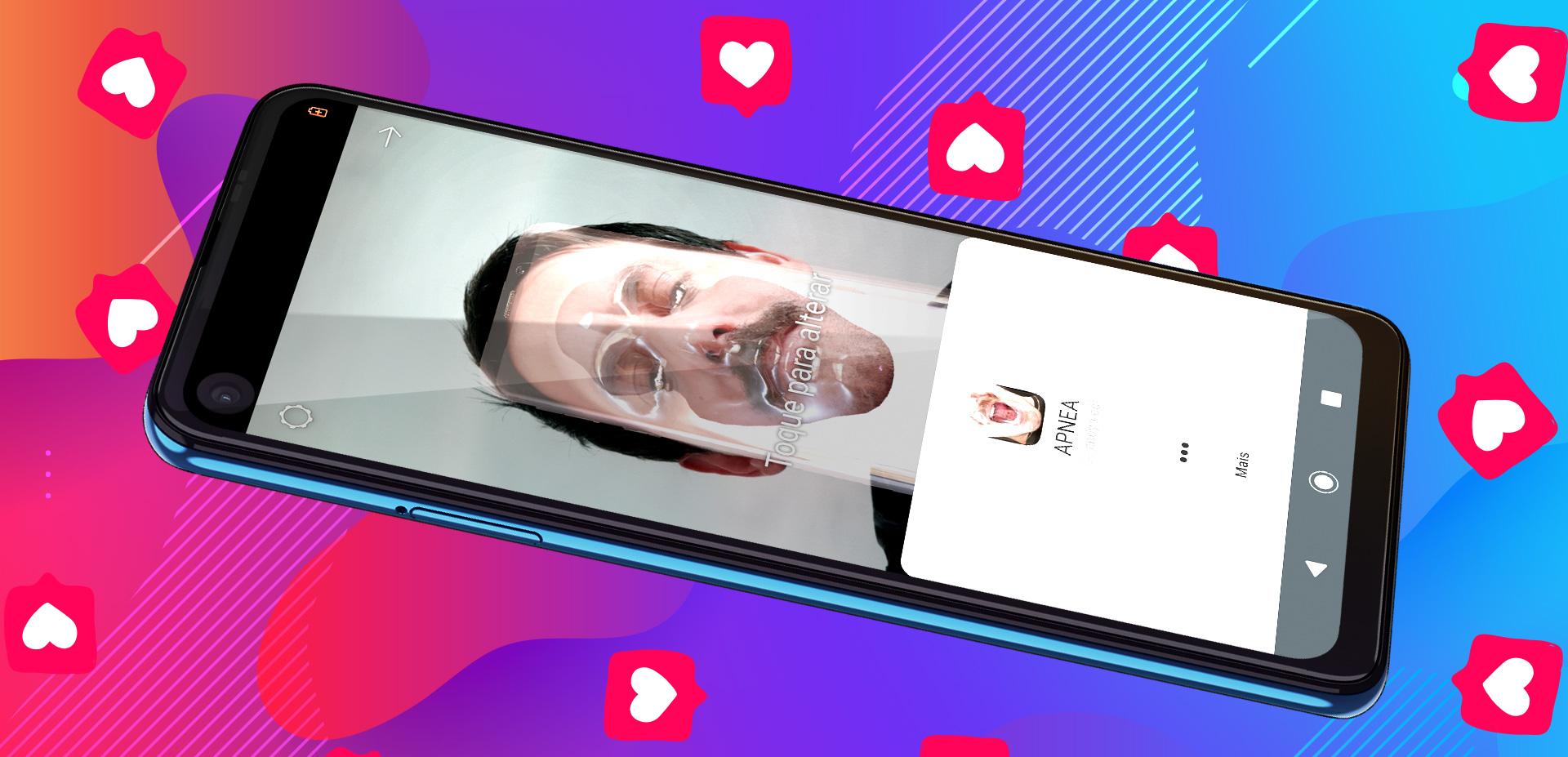 Faça seu filtro no Instagram