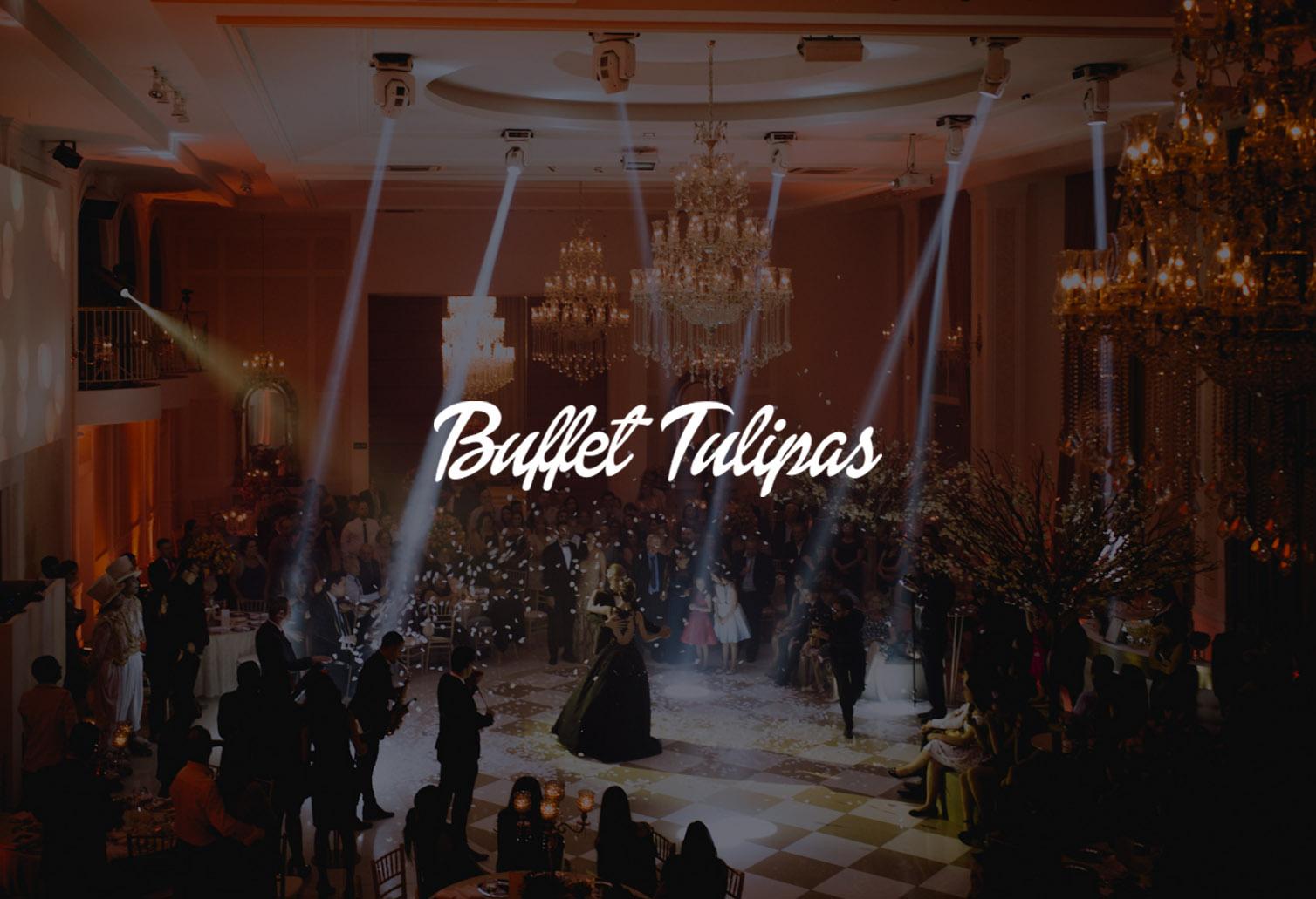 Buffet Tulipas