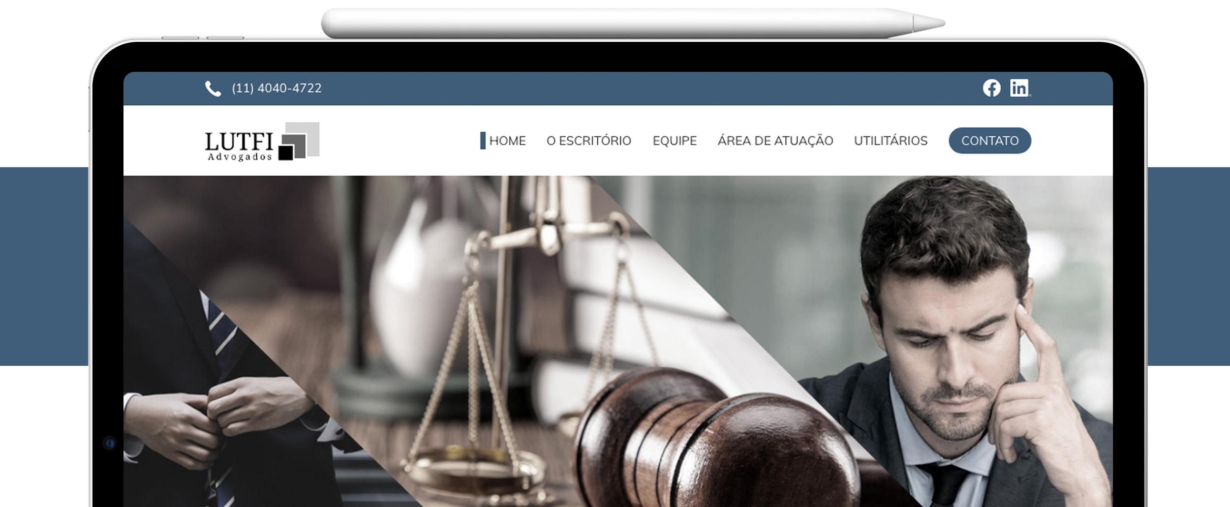 <p><span>Lutfi</span></p> Advogados