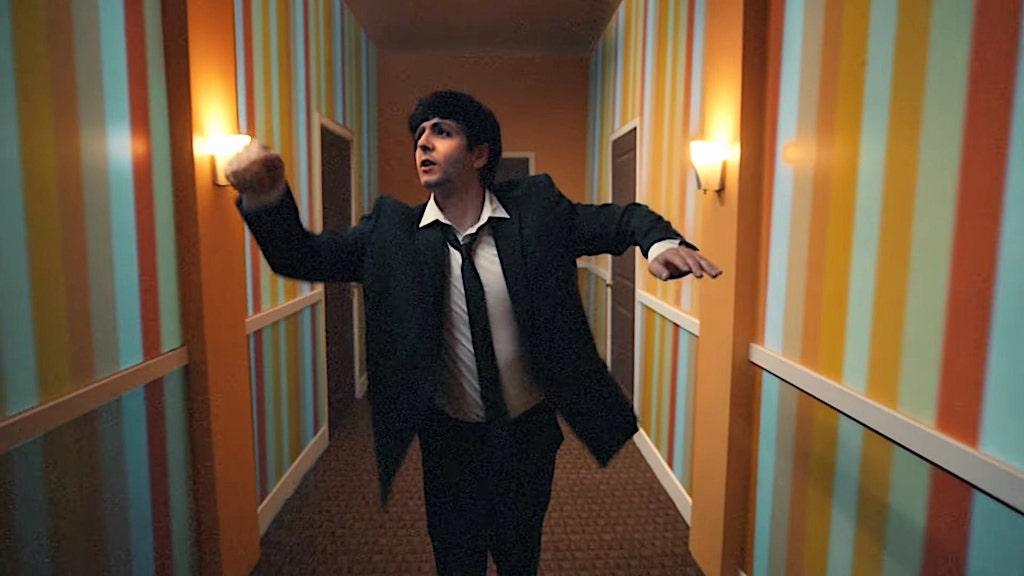 Tecnologia faz ex-Beatle voltar aos 19 anos em videoclipe de