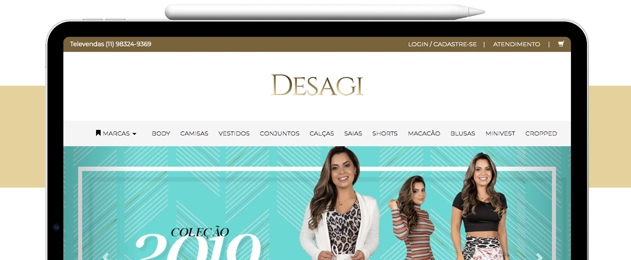 <p><span>Desagi</span></p> Modas