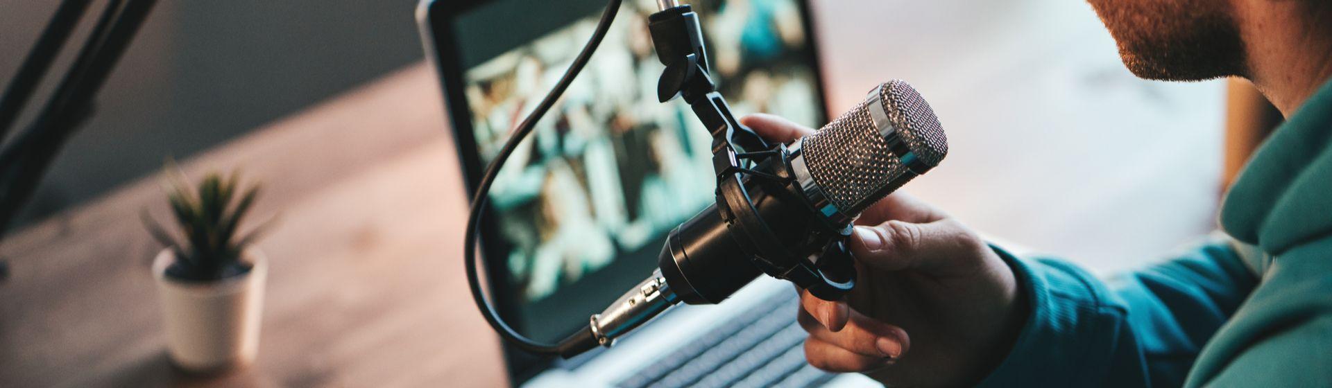 Brasil é o país que mais cresceu a produção de podcast no mundo
