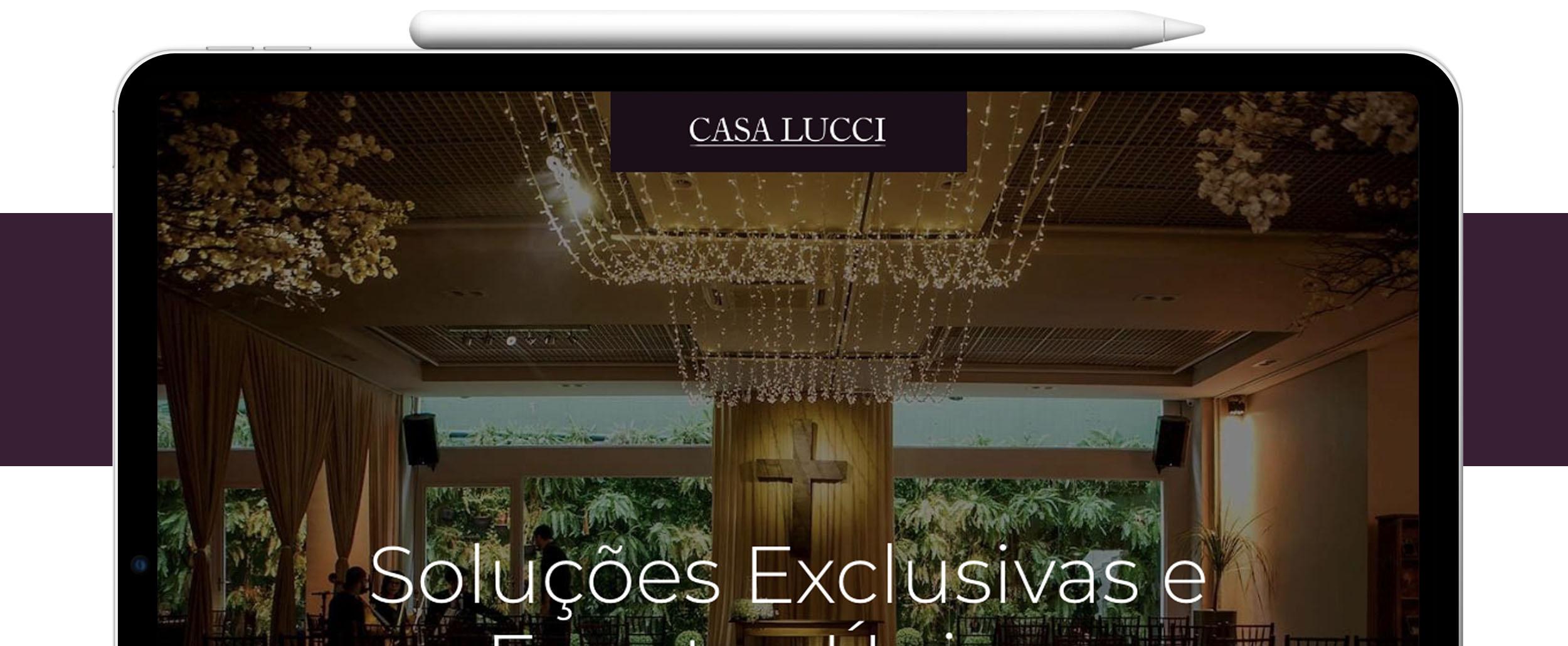 <p><span>Casa Lucci</span></p>