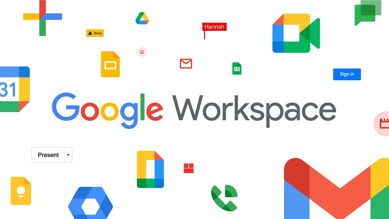 Google renomeia o G Suite para Workspace