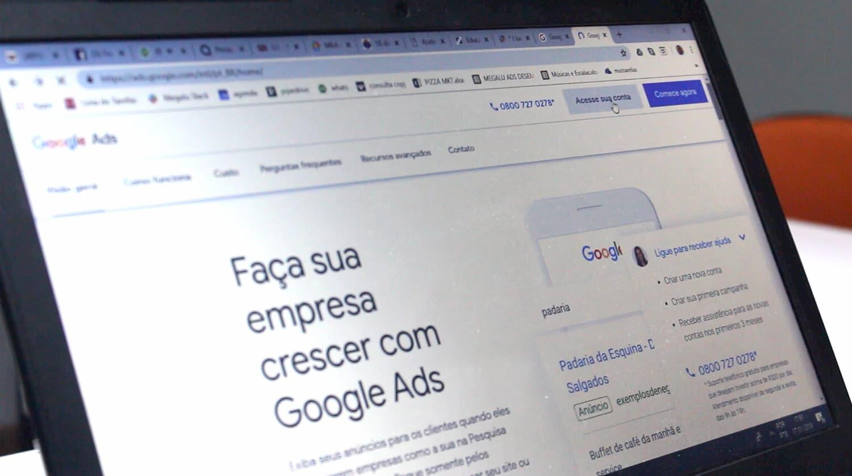 Contrate uma equipe especializada em Google Ads