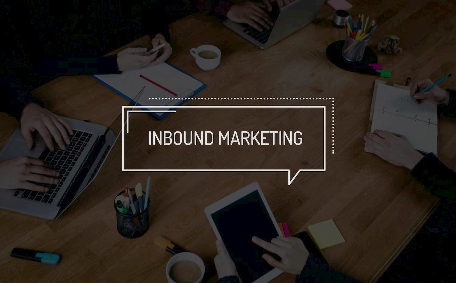 Como utilizar o Inbound Marketing<br>