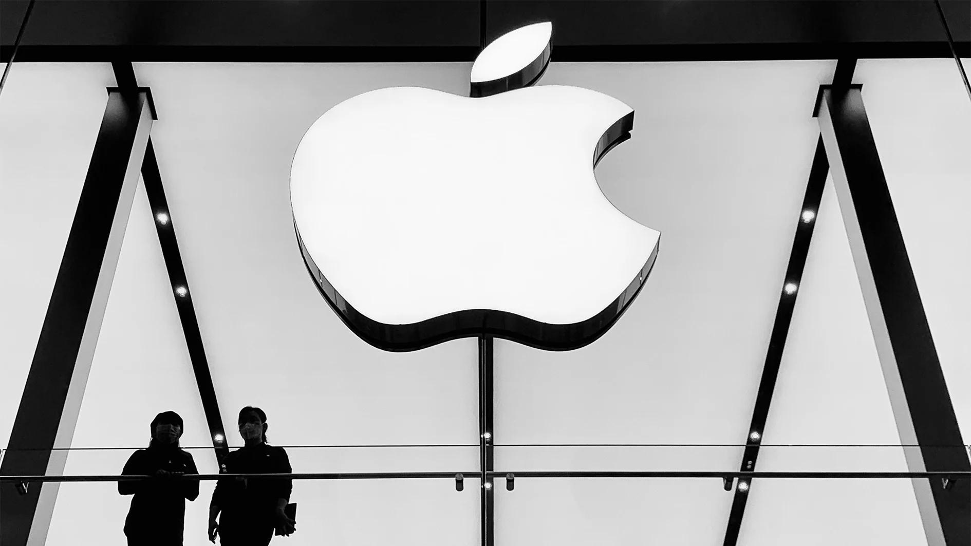Depois da decisão, as ações da Apple caíram cerca de 3,3%, algo em torno de US$ 85 bilhões, ou R$ 443,2 bilhões.