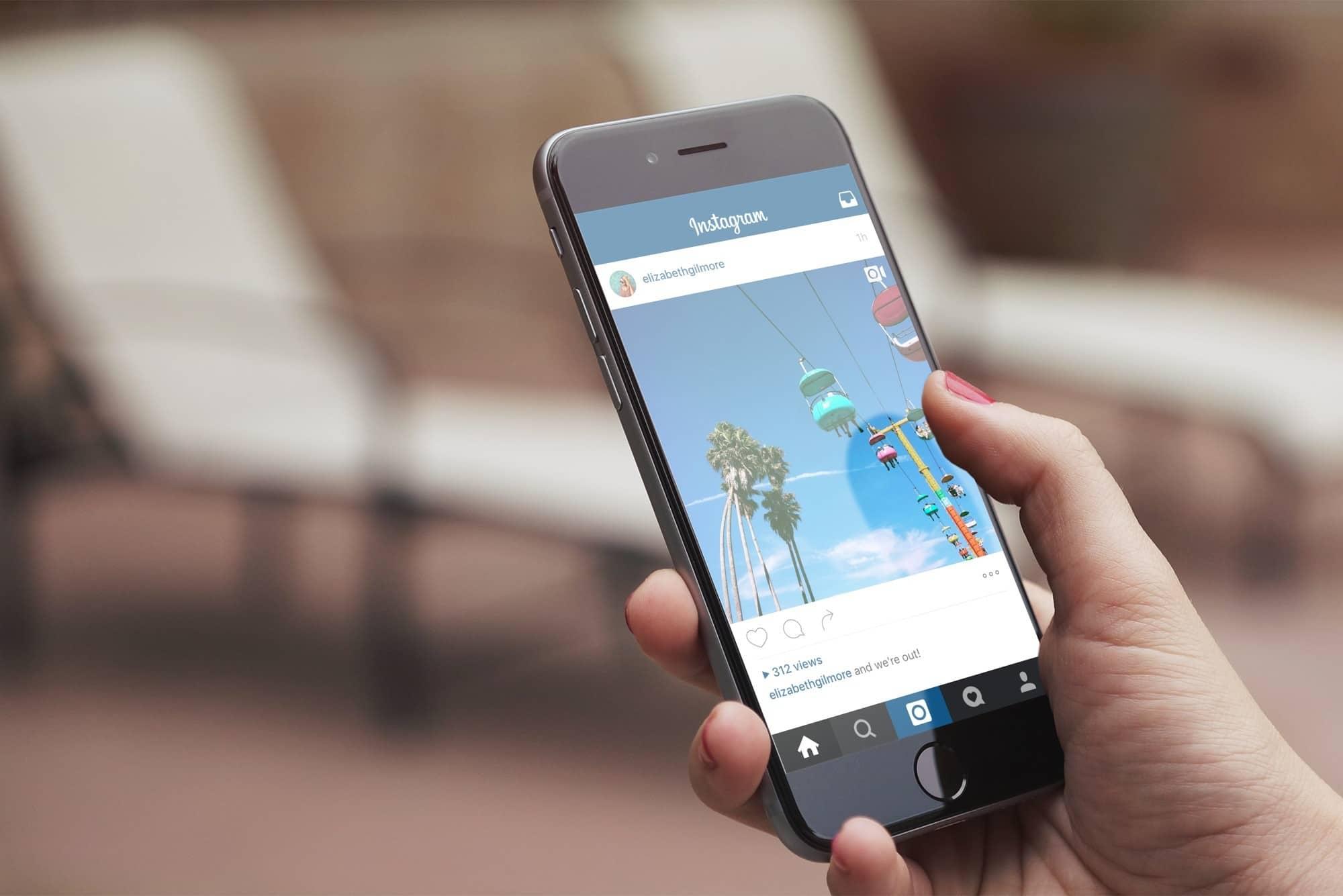 Seis Possíveis mudanças no Instagram em 2021