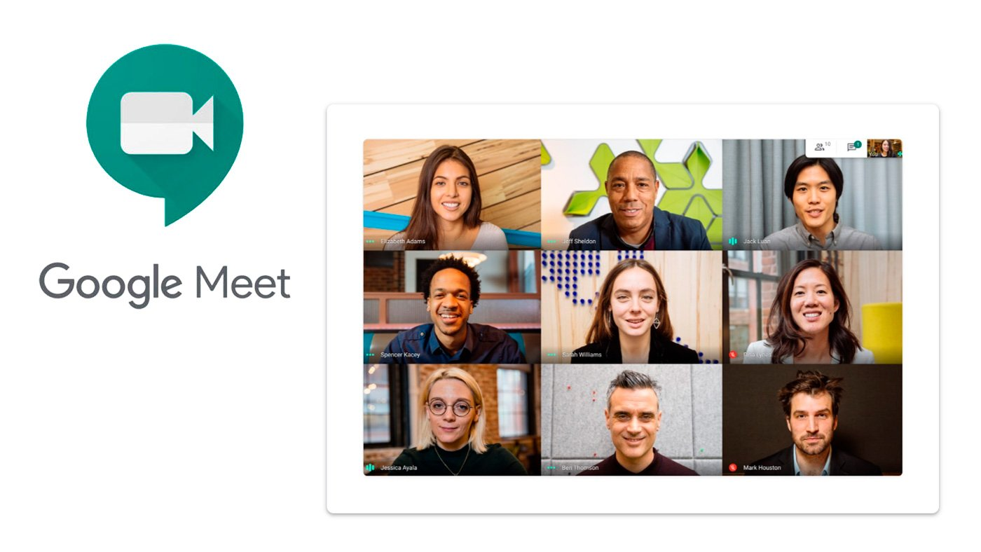 Google Meet agora permite personalizar tela de fundo em chamadas de vídeo