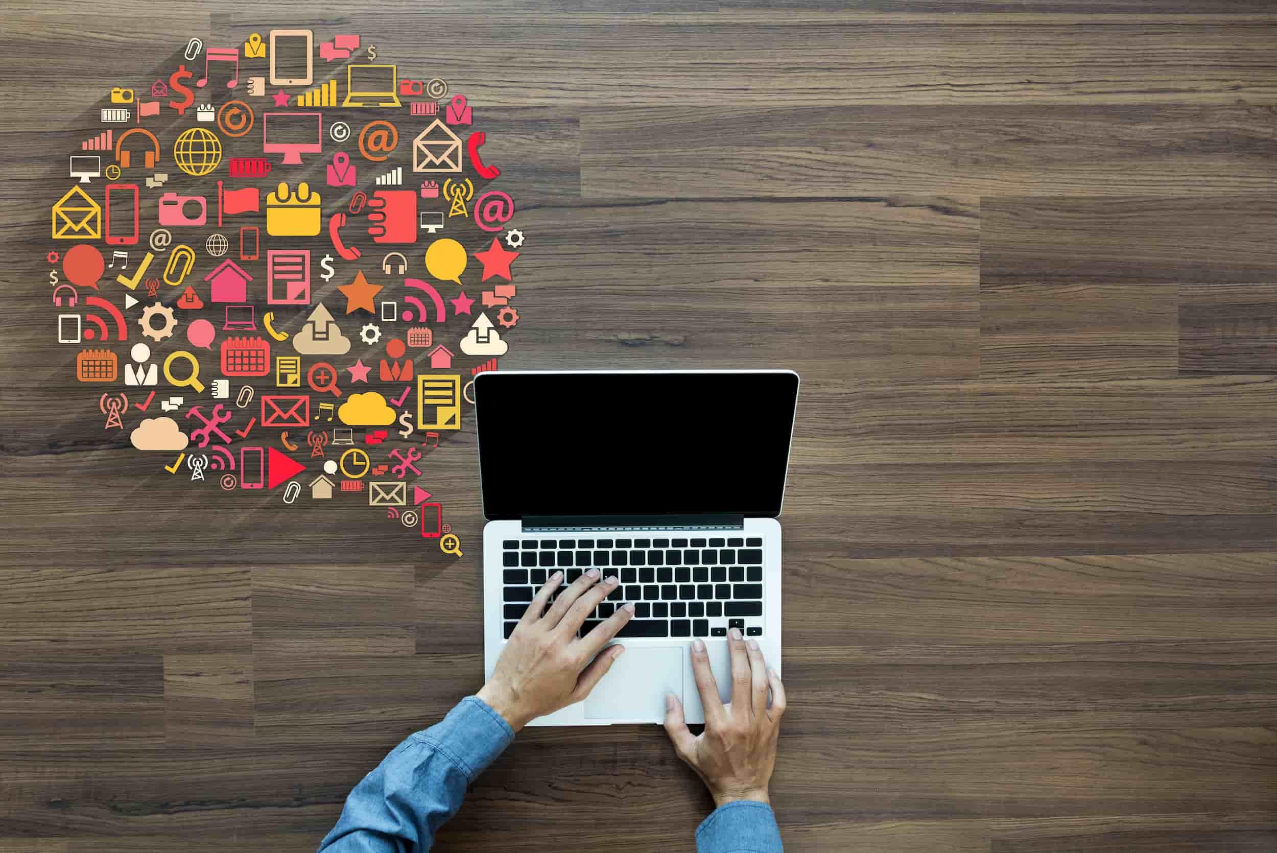 Posicionar-se na internet, <p><span>agregar valor</span></p> a sua marca e fazer a diferença através do marketing digital.