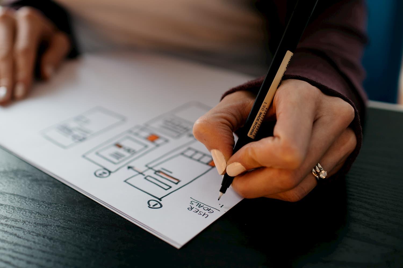 Mude a experiência de seus usuários com <p><span>layout inovadores</span></p> e entenda a relação de UI e UX